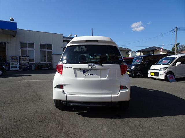 X 車いす仕様車 ウェルキャブ HDDナビ ロングラン保証(10枚目)