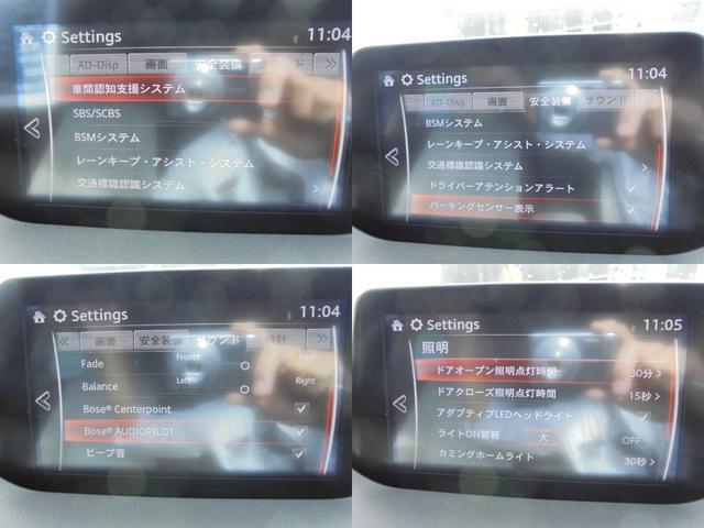 22XD L-PKG ローダウン オートエグゼパーツ装着(12枚目)