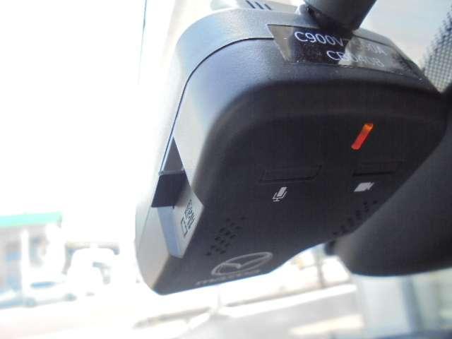 フロントカメラドライブレコーダー