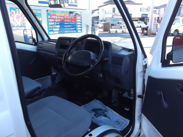 スバル サンバートラック TB 4WD エアコン 運転席エアバック