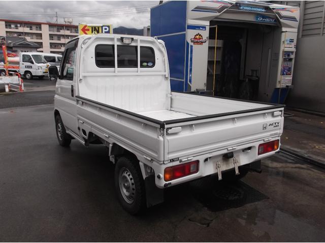 ホンダ アクティトラック アタック 4WD デフロック パワステ エアコン