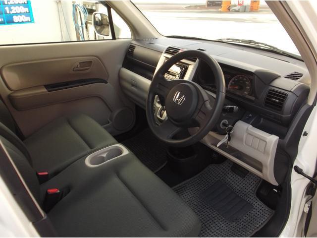 ホンダ ゼスト D ABS キーレス タイヤ4本新品
