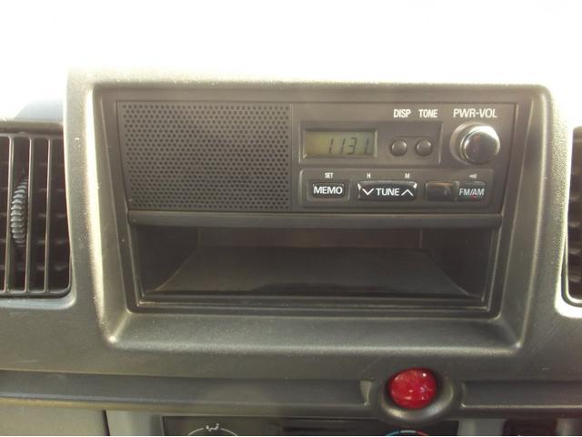 DX 4WD エアコン パワステ WエアB タイヤ交換済(9枚目)