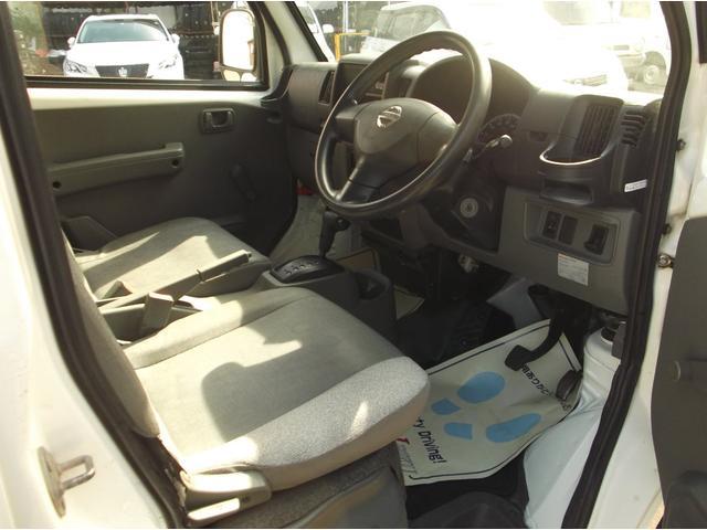 DX 4WD エアコン パワステ WエアB タイヤ交換済(11枚目)