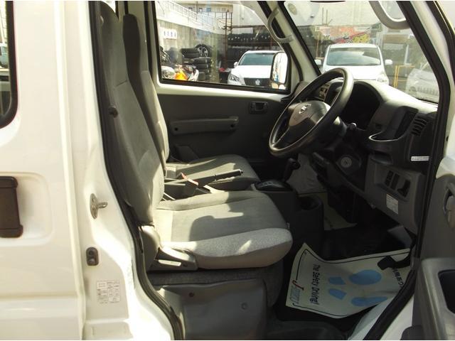 DX 4WD エアコン パワステ WエアB タイヤ交換済(12枚目)