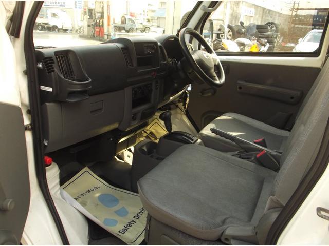 DX 4WD エアコン パワステ WエアB タイヤ交換済(14枚目)