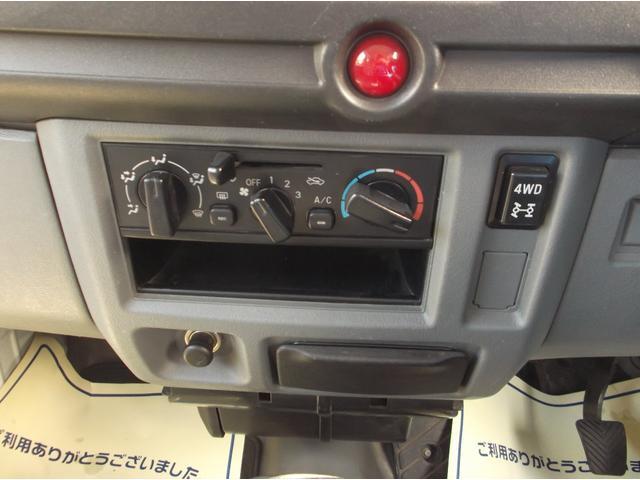 DX 4WD エアコン パワステ WエアB タイヤ交換済(20枚目)