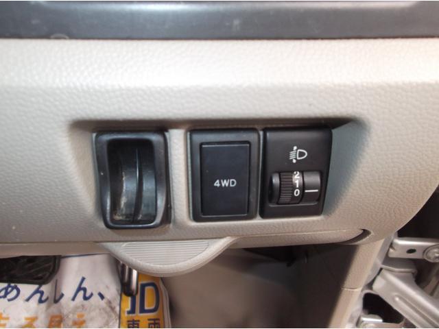 PC 4WD エアコン パワステ WエアB FPW キーレス(16枚目)