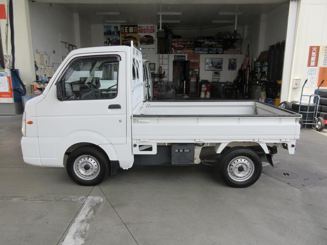FC 切替式4WD 5速マニュアル車 エアコン パワステ(4枚目)