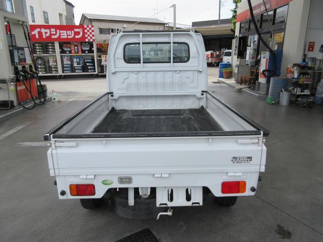 FC 切替式4WD 5速マニュアル車 エアコン パワステ(7枚目)