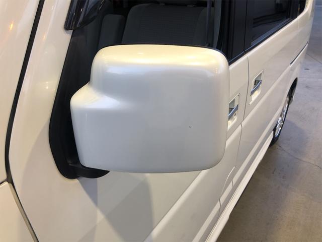 PZターボスペシャル 4WD 両側電動スライドドア オートステップ シートヒーター CDデッキ(25枚目)