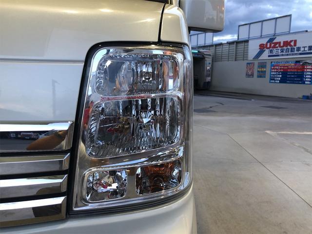 PZターボスペシャル 4WD 両側電動スライドドア オートステップ シートヒーター CDデッキ(27枚目)
