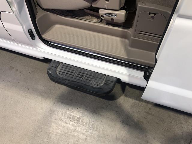 PZターボスペシャル 4WD 両側電動スライドドア オートステップ シートヒーター CDデッキ(35枚目)