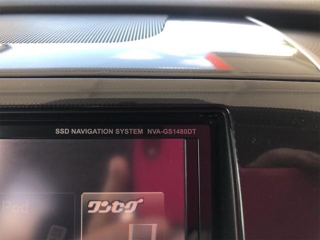 X 走行34000KM メモリーナビ ディスチャージライト(17枚目)