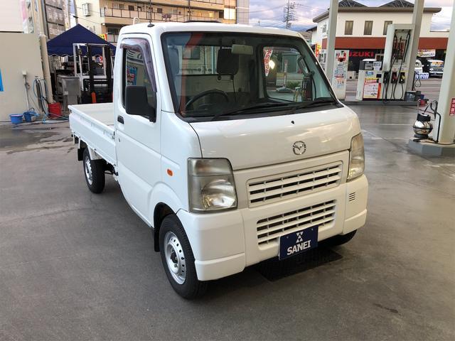 KCスペシャル 5速マニュアル車 エアコン パワステ 2WD バイザー 三方開(3枚目)