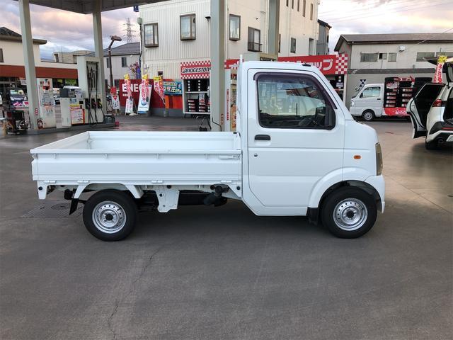 KCスペシャル 5速マニュアル車 エアコン パワステ 2WD バイザー 三方開(4枚目)