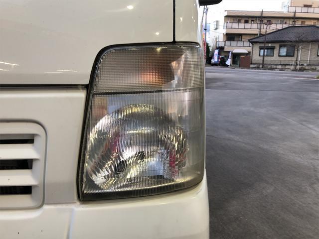 KCスペシャル 5速マニュアル車 エアコン パワステ 2WD バイザー 三方開(18枚目)