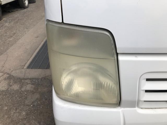 4WD 5MT 軽トラック オーディオ付 ホワイト PS(4枚目)