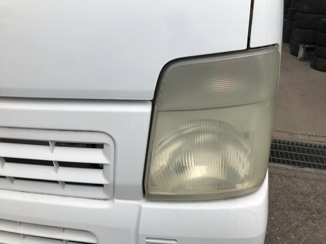 4WD 5MT 軽トラック オーディオ付 ホワイト PS(5枚目)