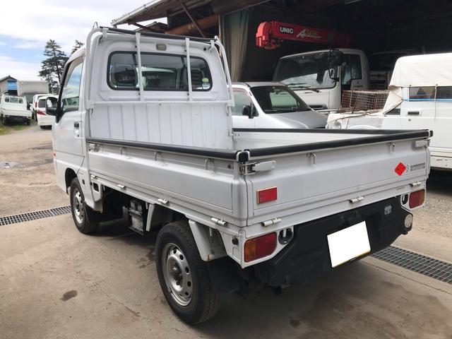 TB 4WD AC MT 軽トラック(9枚目)