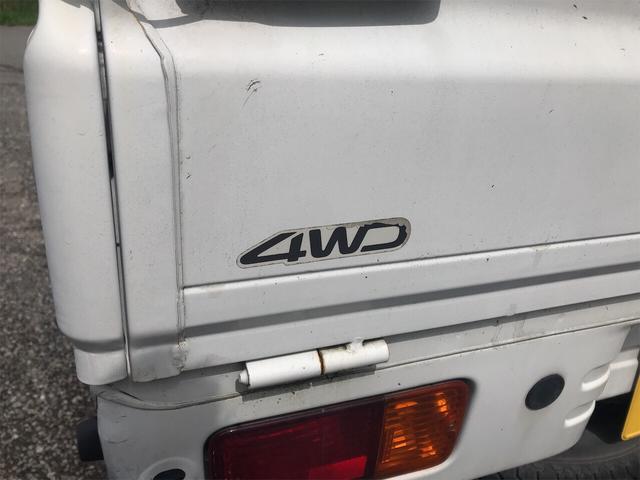 エアコン・パワステ スペシャル 4WD 三方開 AC MT(14枚目)