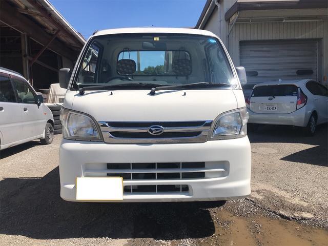 スペシャル 4WD AT 修復歴無 軽トラック ホワイト(2枚目)