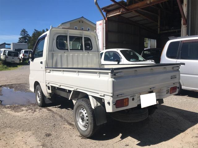 スペシャル 4WD AT 修復歴無 軽トラック ホワイト(9枚目)