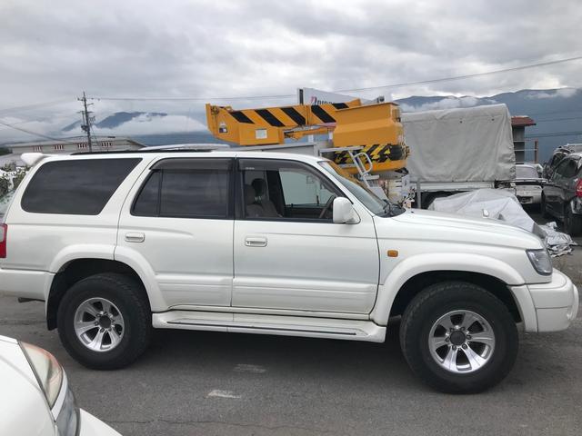 「トヨタ」「ハイラックスサーフ」「SUV・クロカン」「長野県」の中古車9