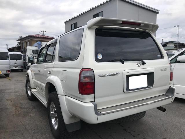 「トヨタ」「ハイラックスサーフ」「SUV・クロカン」「長野県」の中古車12