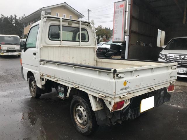 「スバル」「サンバートラック」「トラック」「長野県」の中古車10