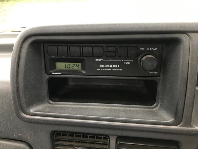 「スバル」「サンバートラック」「トラック」「長野県」の中古車22