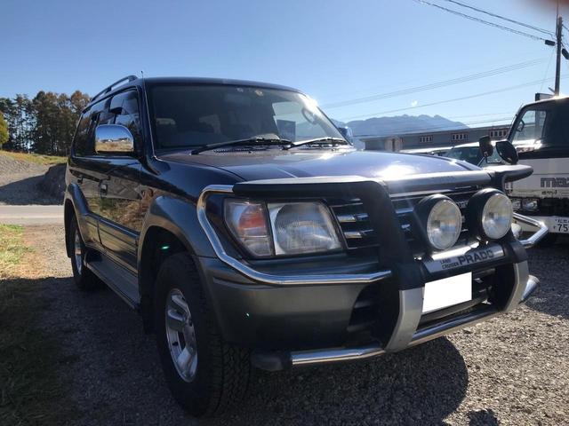 「トヨタ」「ランドクルーザープラド」「SUV・クロカン」「長野県」の中古車3