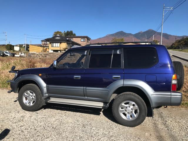 「トヨタ」「ランドクルーザープラド」「SUV・クロカン」「長野県」の中古車9