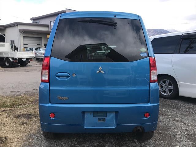 「三菱」「トッポ」「コンパクトカー」「長野県」の中古車10