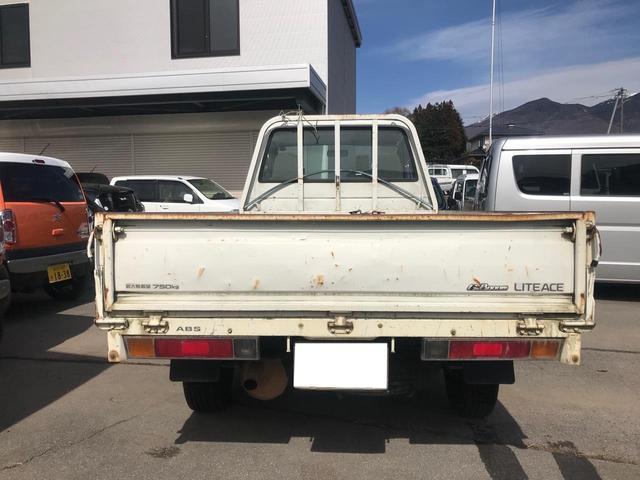 「トヨタ」「ライトエーストラック」「トラック」「長野県」の中古車8