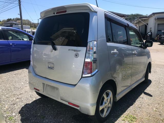 「スズキ」「ワゴンRスティングレー」「コンパクトカー」「長野県」の中古車9