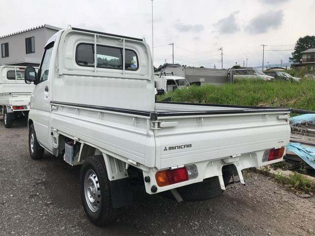 Vタイプ 4WD 5速マニュアル 修復歴無 軽トラック(9枚目)