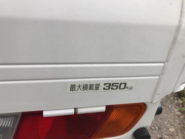Vタイプ 4WD 5速マニュアル 修復歴無 軽トラック(10枚目)
