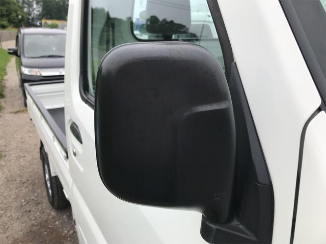 Vタイプ 4WD 5速マニュアル 修復歴無 軽トラック(25枚目)