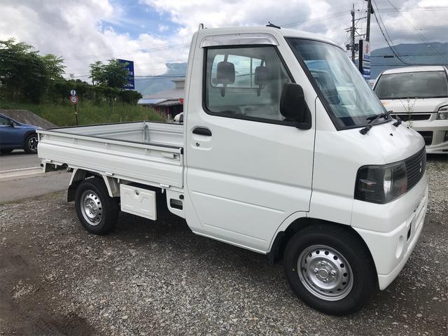 VX-SE 4WD AC 5速マニュアル 軽トラック(7枚目)