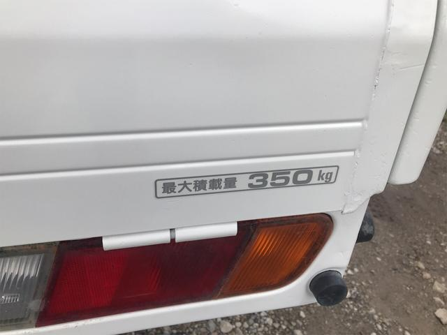 VX-SE 4WD AC 5速マニュアル 軽トラック(12枚目)