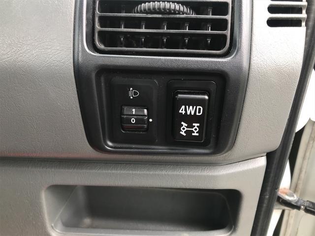 VX-SE 4WD AC 5速マニュアル 軽トラック(18枚目)