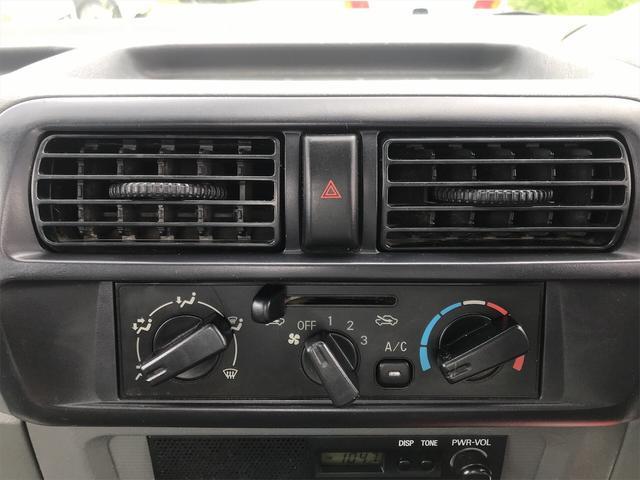 VX-SE 4WD AC 5速マニュアル 軽トラック(20枚目)