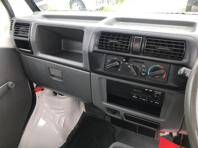 VX-SE 4WD AC 5速マニュアル 軽トラック(25枚目)
