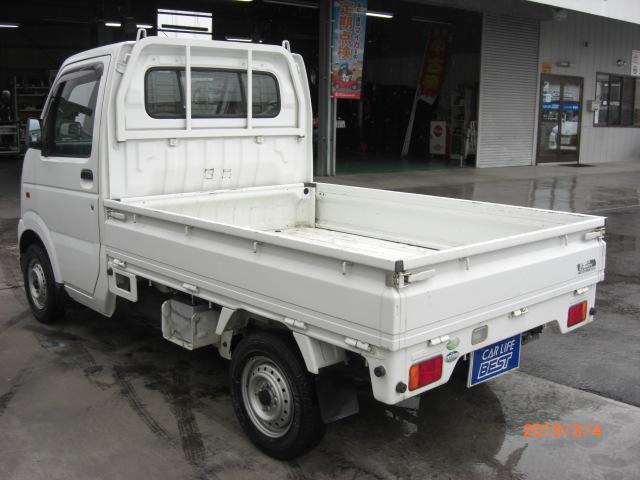 KC 4WD 5速マニュアル 禁煙車 パワステ 記録簿付き(9枚目)