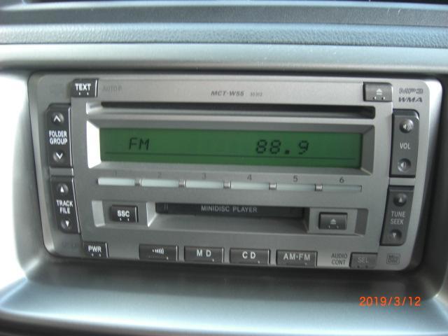 Z Xバージョン 4WD ワンオーナー 禁煙車 CD MD(15枚目)