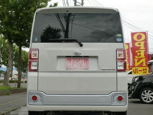「ダイハツ」「ウェイク」「コンパクトカー」「山梨県」の中古車10