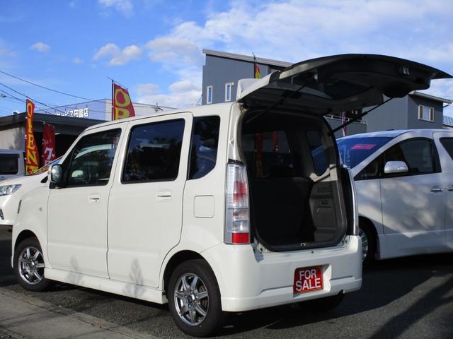 「スズキ」「ワゴンR」「コンパクトカー」「山梨県」の中古車24