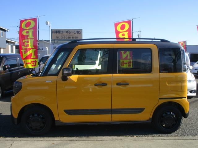 「スズキ」「スペーシアギア」「コンパクトカー」「山梨県」の中古車6
