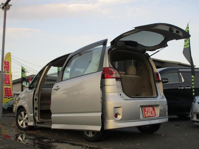 150r Gパッケージ 純正エアロ パワースライドドア 社外HDDナビ(9枚目)